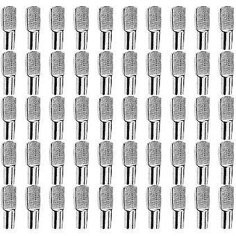 125pcs 5mm Löffel Regal Unterstützung Pins Knöchel Löffel Halter Regal Unterstützung Unterstützung Pins für Nickel