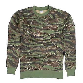 Nya militära mönster tröja Sweatshirt