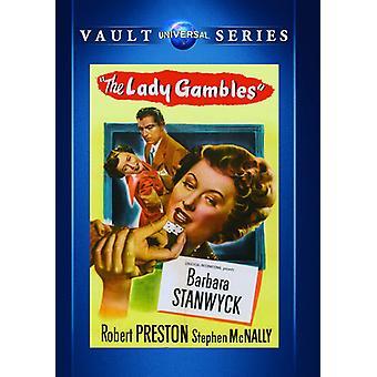 Lady spiller [DVD] USA importere