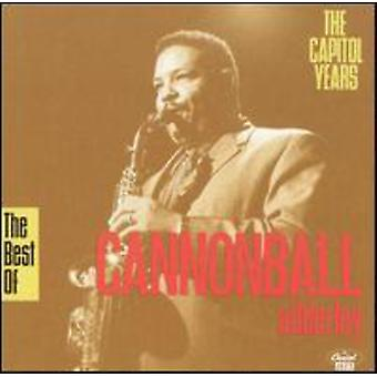 Cannonball Adderley - Best of import USA Capitol ans [CD]