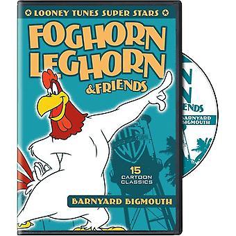 Tågehorn Leghorn & venner [DVD] USA importerer