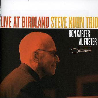 Steve Kuhn Trio - Live at Birdland [CD] USA import