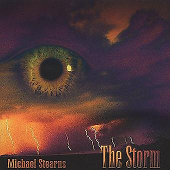 Michael Stearns - Storms [CD] USA import