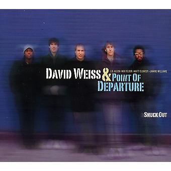 David Weiss & Point of Departure - Snuck Out [CD] USA import