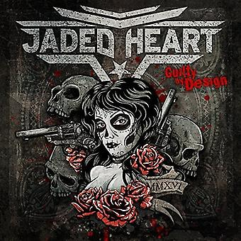 Jaded Heart - Guilty by Design [CD] USA import