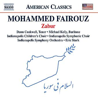 Fairouz / Coakwell / Kelly - Fairouz: Zabur [CD] USA import