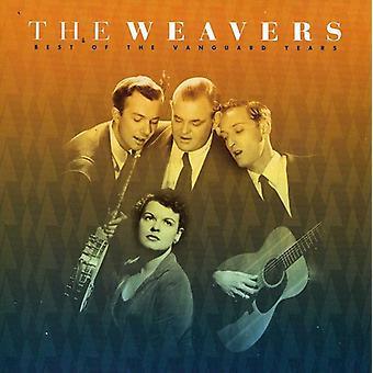 Weavers - Best of the Vanguard Years [CD] USA import