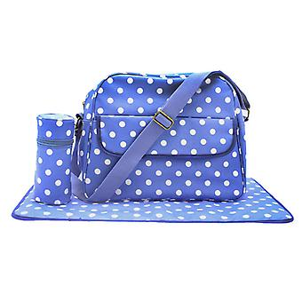 Blue Baby Changing Bag