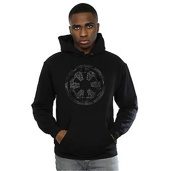 Star Wars Men's Rogue One Galactic Empire Plans Hoodie
