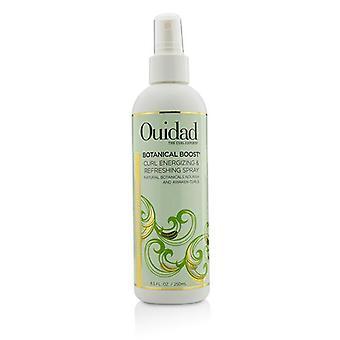 Ouidad Botanical Boost Curl Energizing & Refreshing Spray (all Curl Types) - 250ml/8.5oz