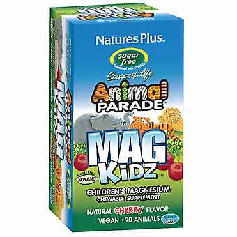 Natures Plus Animal Parade Mag Kidz Chewable 90 Tablets