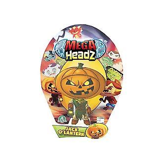 Mega Headz één figuur Pack teken op willekeurige