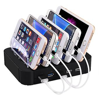 Multidock Dockingstation Sync Lade Dock Tischladestation für Smartphones Tablets 30 Watt