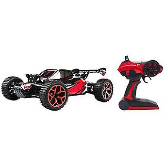 Amewi 22222 Storm D5 1:18 RC model car for beginners Electric Buggy 4WD Incl. batteries and charger