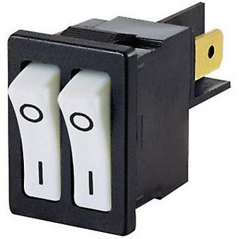 Arcolectric Toggle switch H880TVAAAB 250 V AC 10 A 2 X/Klinke 1 PC ausschalten