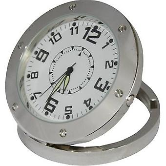BS Uhr CCTV camera concealed in a table clock 4 GB 640 x 480 p 2,8 mm