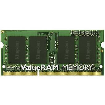 Kingston Laptop RAM geheugen ValueRAM KVR1333D3S9 / 8G 8 GB 1 x 8 GB DDR3 RAM 1333 MHz CL9 9-9-24