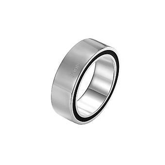 Stali nierdzewnej pierścień męskie Joop JPRG10658A srebrny M niebieski