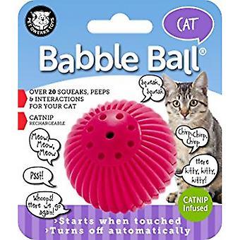 Pet Qwerks Animal Sounds Babble Ball