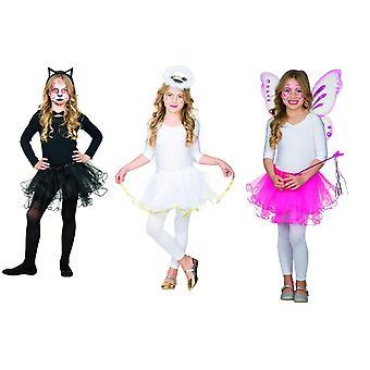 图勒裙子图图狂欢节裙子女孩