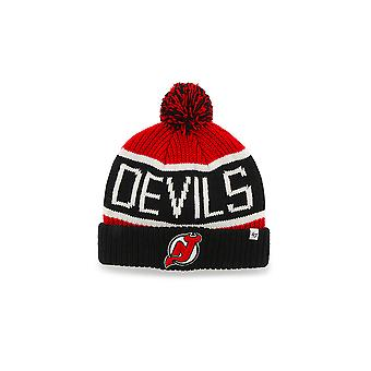 '47 Nhl New Jersey Devils Calgary Bobble Knit