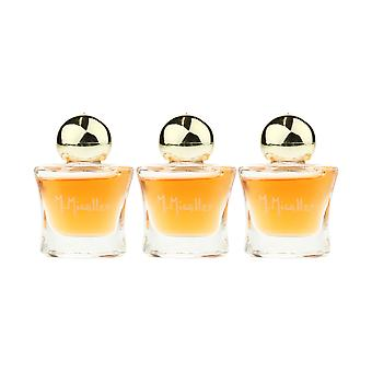 M. Micallef Watch Eau De Toilette 3 X 0.16 oz/5 ml Mini
