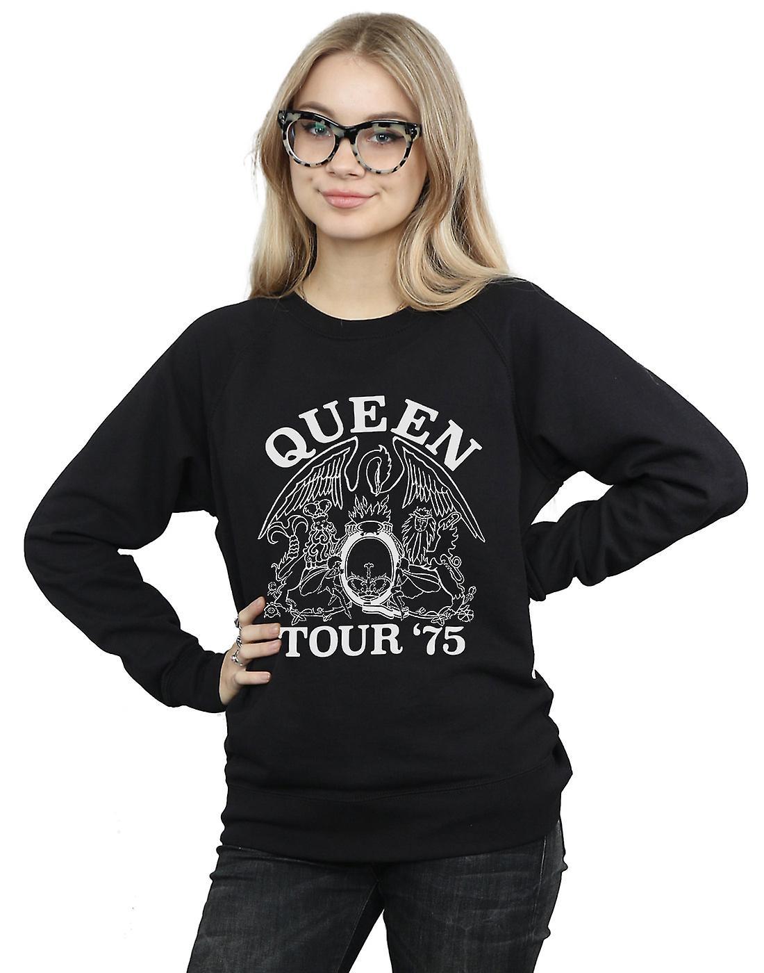 Queen Women's Tour 75 Crest Sweatshirt