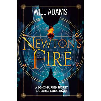 Newtonin tulen Will Adams - 9780007424221 kirja