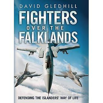 Combattenti sulle Falkland - difendere stile gli isolani di vita di