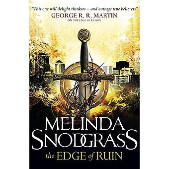 The Edge of Ruin by Melinda Snodgrass - 9781783294626 Book