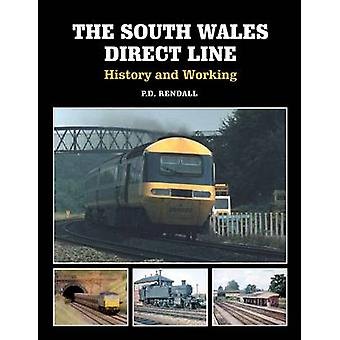 The South Wales Direct Line - History and Working by P.D. Rendall - 97