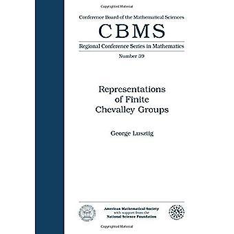 Rappresentazioni di gruppi finiti Chevalley