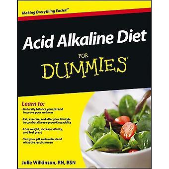 Acid Alkaline Diet For Dummies (For Dummies (Health & Fitness))