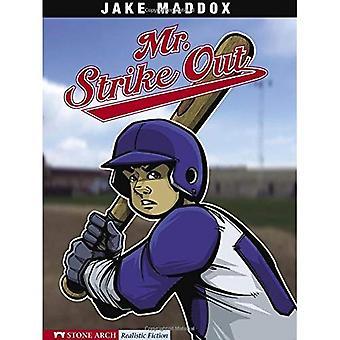 Mr. Strike Out (Jake Maddox Sports historie)