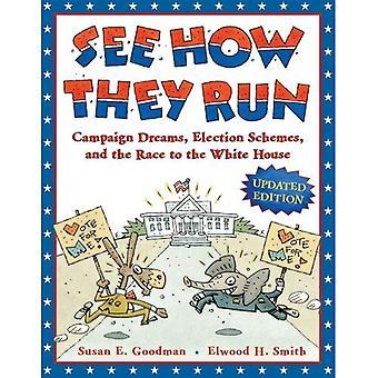 Voir comment ils courent: Campagne rêves, régimes d'élection et la course à la maison blanche