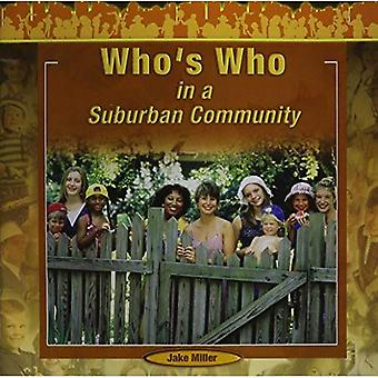 Who's Who in a Suburban Community