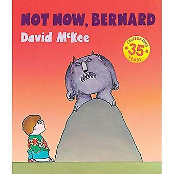 Inte nu, Bernard