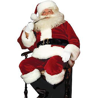 Santa King Adult Costume