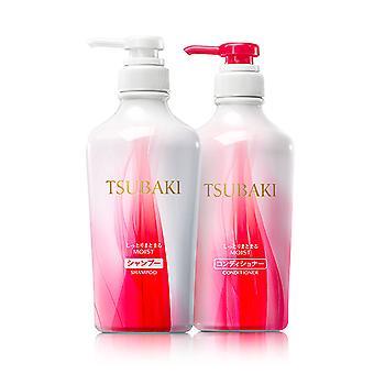 Tsubaki Shiseido JAPAN Extra Moist Shampoo & Conditioner 450ml Set