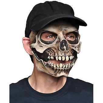 Skallen Cap For Halloween