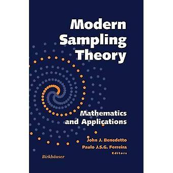 De bemonstering van de moderne theorie wiskunde en toepassingen door Benedetto & John J.