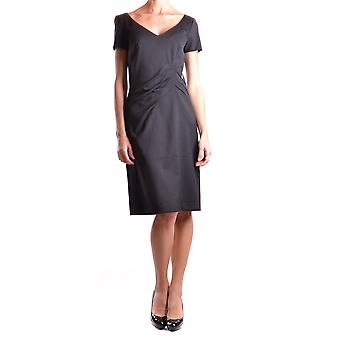 John Galliano Ezbc164047 Women's Grey Polyester Dress