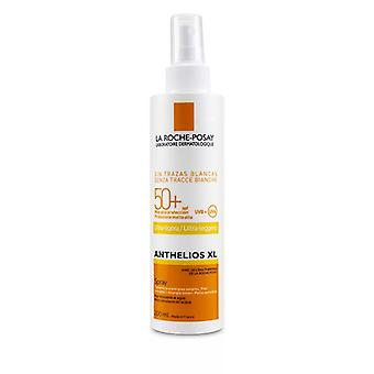 La Roche Posay Anthelios Xl Ultra-light Spray Spf 50+ - For Sensitive Skin (water Resistant) - 200ml/6.7oz