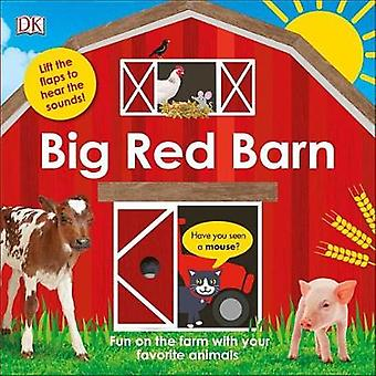Big Red Barn by DK - 9781465463135 Book