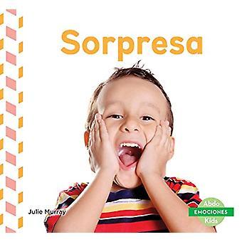 Sorpresa (Surprised) by Julie Murray - 9781624026133 Book
