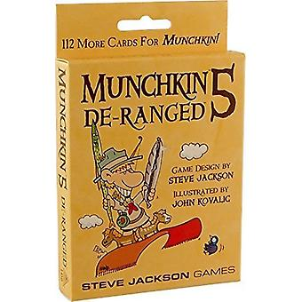 Munchkin 5 Revised Color Card Game