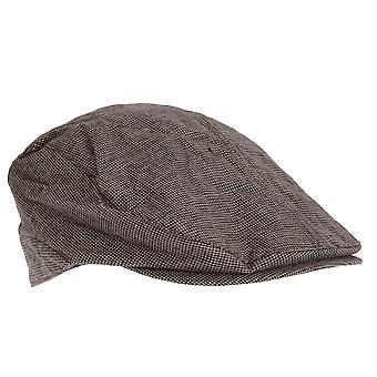 Tom Franks casquillo plano marrón grande/Extra-Large para hombre