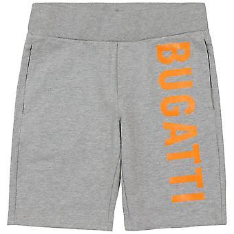 Bugatti Kids Bermuda Meugliano shorts, stål grå melange
