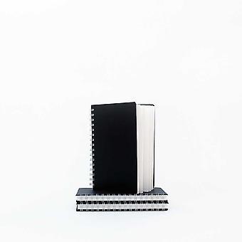 Seawhite Euro Sketchbook Microline White Paper A5