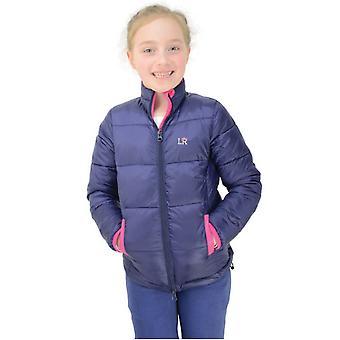 Litttle Rider Girls Annabelle Padded Jacket